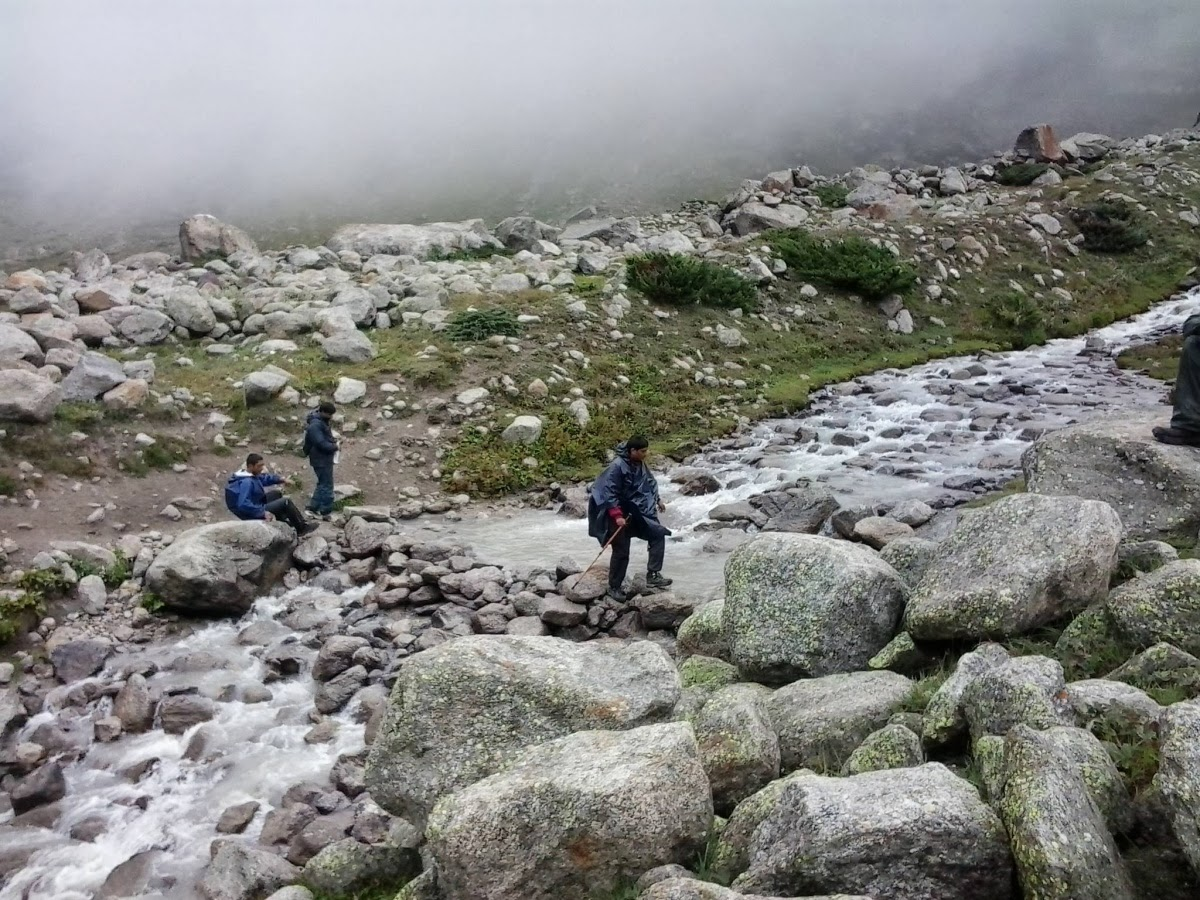 An Unforgettable Journey - Mantalai Lake Trek