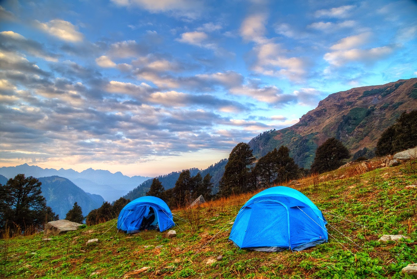 Some moments of truth, Some disappearing myths - A Trek to Chandrakhani Pass & Malana