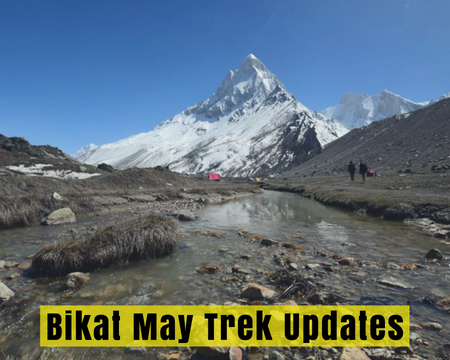 Bikat May Trek Updates!