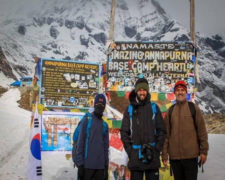 Everest Base Camp versus Annapurna Base Camp: How to Choose