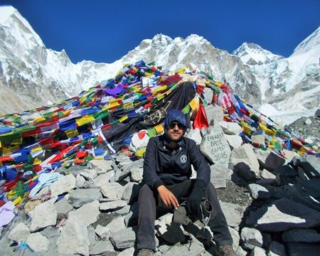 EVEREST BASE CAMP & KALA PATHAR TREK NARRATIVE