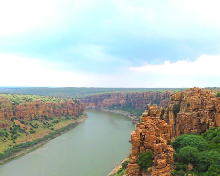 Gandikota – Grand Canyon of India