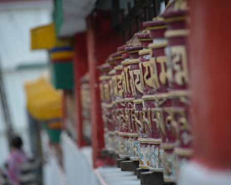 Gangtok - Land of Monasteries