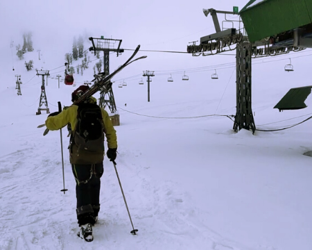 Skiing Courses in Gulmarg