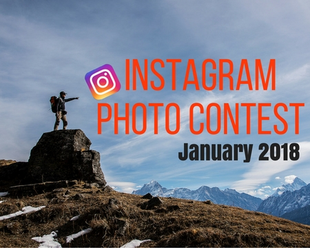 Instagram Photo Contest January 2018