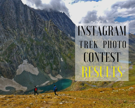 Instagram Trek Photo Contest July 2018 Results
