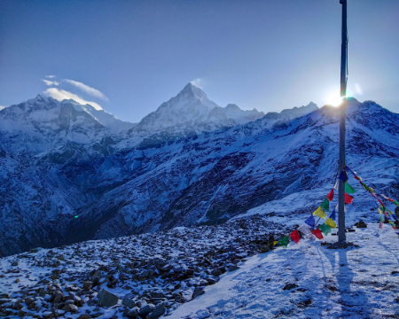 Do Nepal's Most Underestimated Trek Our Way