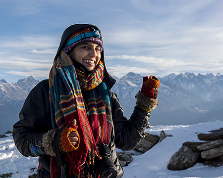 10 Tips for Staying Warm in Himalayan Winters