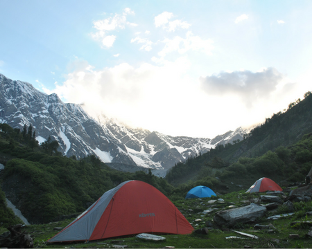 Choosing a Campsite: 101 Guide for Campsite Selection on the Trek