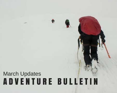 Inviting Applicants for Mt. Deo Tibba Exploratory Expedition - March Updates #AdventureBulletin