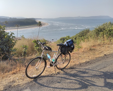 Coast 2 coast cycling