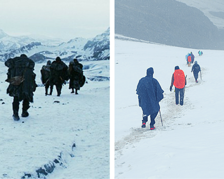 These locations of Pin Parvati Pass Trek are similar AF to Game of Thrones