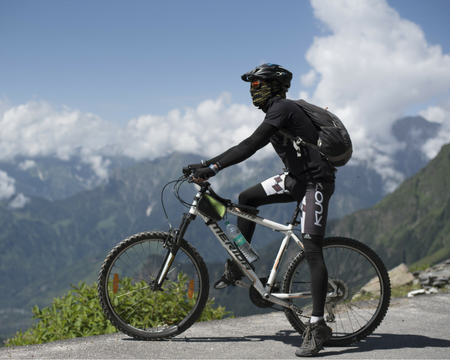 How to select a Himalayan Mountain Bike - Beginner's Guide