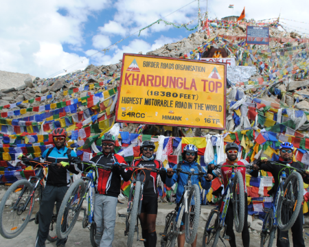 Manali Khardung La Cycling Expedition Trivia Contest Results