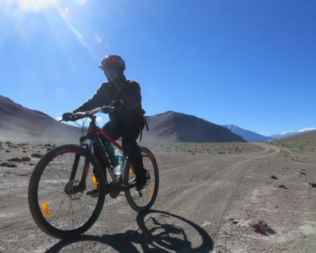 Manali Leh Cycling Expedition Blogs
