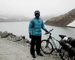 A Self Supported Manali Leh Cycle Expedition