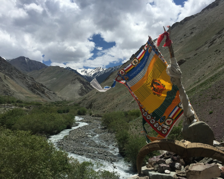 Markha Valley trek blogs