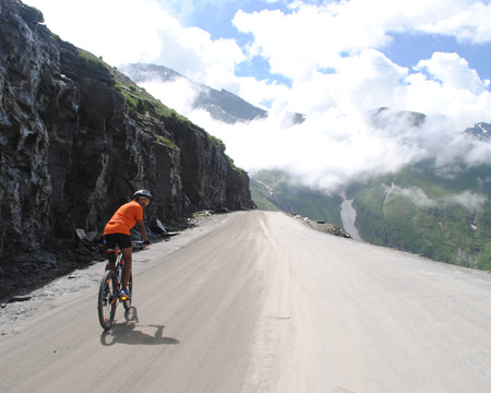 Practice Schedule For Manali Leh Cycle Expedition