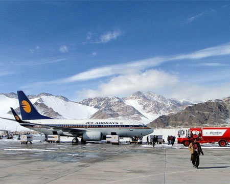 Travel Options From Around Leh