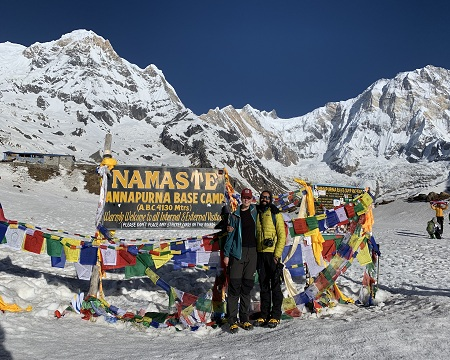 Meeting Annapurna: The Road to Base Camp