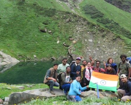 12 Things You Should Look Forward To On  Your Beas Kund Trek