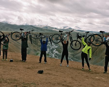 Bring It On: Manali-Leh Cycling's Toughest Challenge