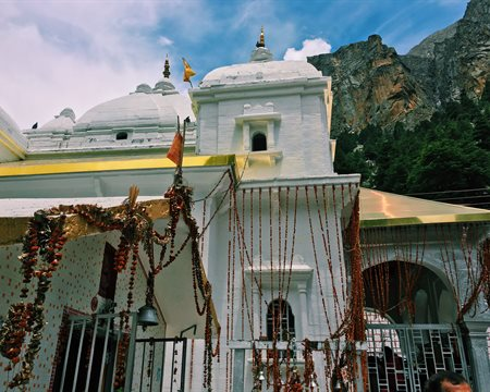 Gangotri, the World's Greatest Trailhead?