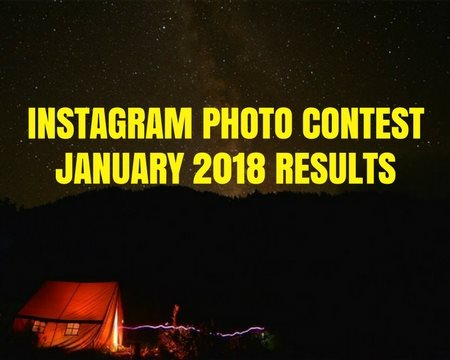 Instagram Photo Contest January 2018 Results