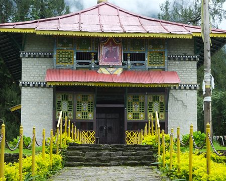 Lost & Found: Trek to Dubdi Monastery, West Sikkim