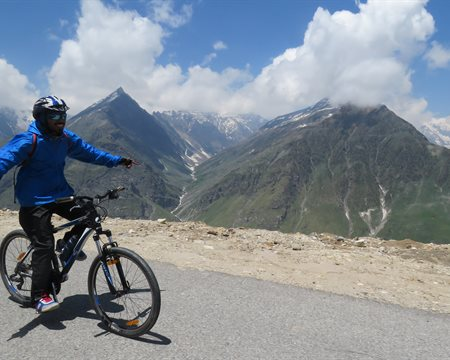 Manali to Leh Cycling Expedition is Epic and Challenging