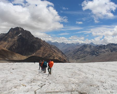Ten days, ten reasons to go on Pin Parvati Pass