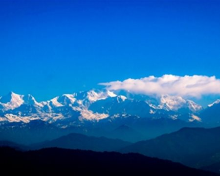 In search of the Kanchenjunga