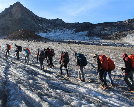The challenges you face on Pin Parvati Pass Trek