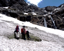 To Mountains out of Ocean - A Trek to Deo Tibba Base Camp