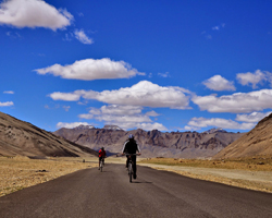 Cycling Through Sarchu