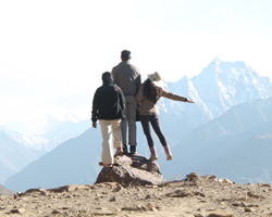 World Beyond Rohtang - Hampta Pass Trek