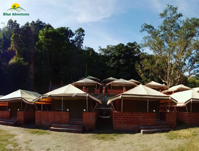 Camp Green Hut - Bairagarh