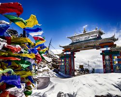 Tawang Bum La Cycling Expedition