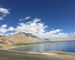 Leh Tso Moriri Cycling Expedition