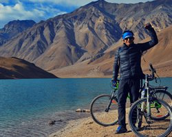 Manali Chandratal Cycle Expedition