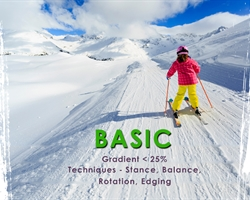 Basic Skiing Course - Gulmarg