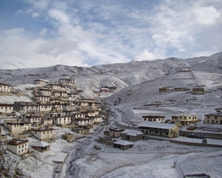 Spiti Winter Homestay Trail