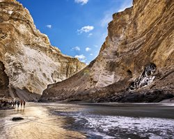 Chadar - The Frozen River Trek