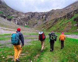 Deo Tibba Base Camp Trek