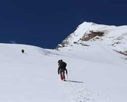 Gangotri III Expedition (6577 M)