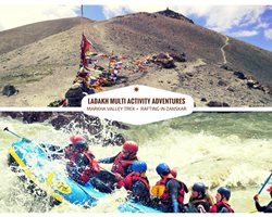 Markha Valley Trek & Rafting in Zanskar