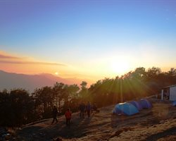 Nag Tibba Summer Trek
