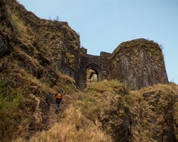 Rajgad - Torna Fort Trek