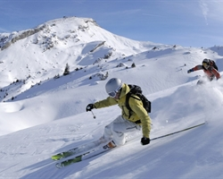 Skiing Basic Course - Auli