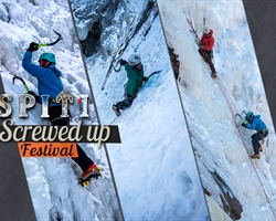 Screwed Up Ice Climbing Festival